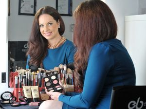 Business is beautiful for make-up girl Erin