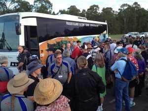 Ulysses visitors stream in full of praise for venue