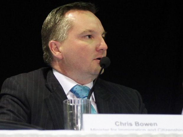 "Treasurer Chris Bowen said on Friday there was ""simply nowhere to hide"" for Tony Abbott on the costing issues."