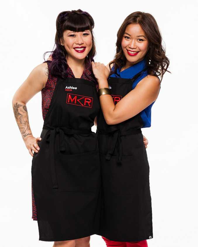 Ashlee Pham and Sophia Pou.