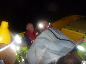 Ballina Jet Boat heroes honoured for high seas rescue