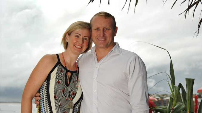 Ben and Joanne Wilson from Alexandra Headland give tips for a long and happy marriage.
