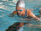 Masters swimming star Hanna Wassenaar shows her breaststroke style in training at WIRAC.