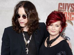 Jack Osbourne denies rumours his parents are splitting up