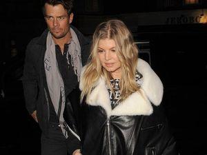 Fergie believes husband Josh Duhamel will be 'amazing' dad