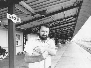 The old Boddington St Railway Station brings back memories