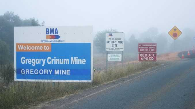 Gregory Crinum mine north of Emerald. Photo Tara Miko / CQ News