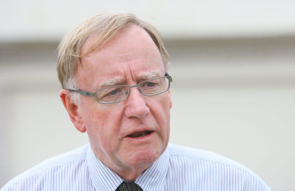 Senator Ian Macdonald.