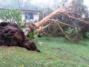 Copmanhurst slammed by storm