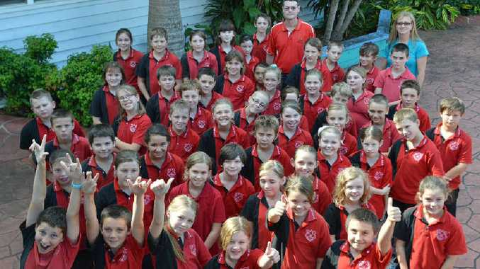 Gympie West has recorded the biggest primary school student population in the district.