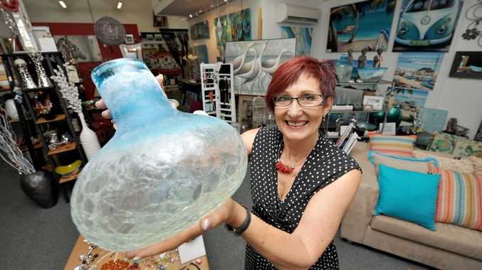 Wanda James, of Go Arty in Maroochydore, has some practical tips on interior design.