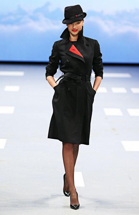 Miranda Kerr in Sydney.