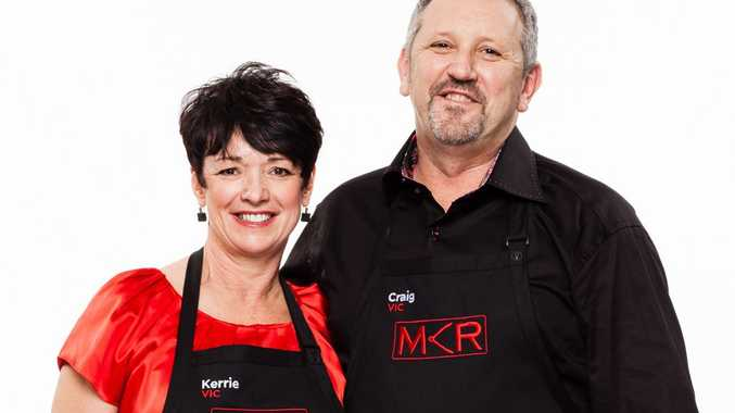 Kerri and Craig will get one more chance in Comeback Kitchen.