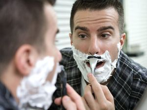 Blokes are lining up for beauty treatments to look good