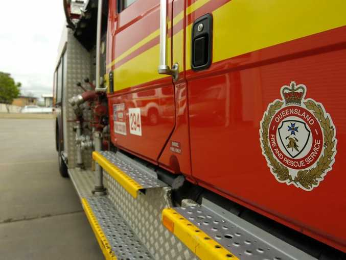 A QFES officer has been suspended following a sexual assault allegation