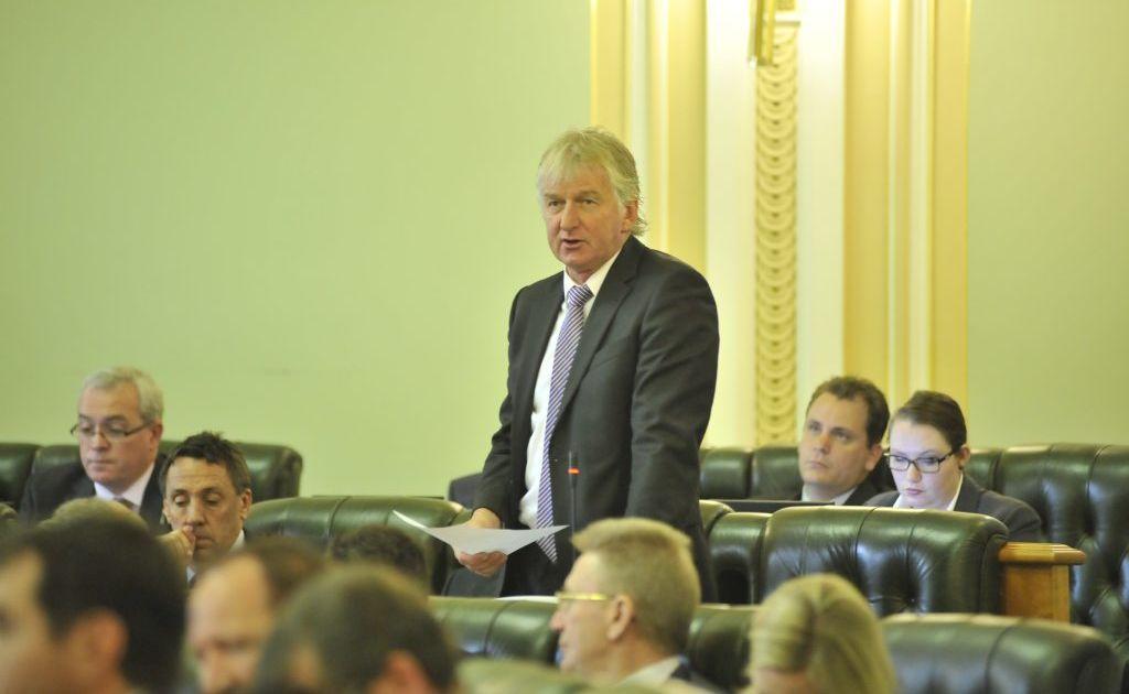 Condamine MP Ray Hopper. Photo: Greg Miller / Sunshine Coast Daily.