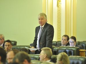 Hopper goes AWOL and misses crucial debate on CSG