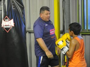 Boxing club brings back the biff with mega fight night
