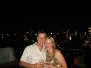 Former Mackay woman Madonna McNichol lives in Boston with her fiance, Darren Murphy and has witnessed the aftermath of the blasts that devastated the city.