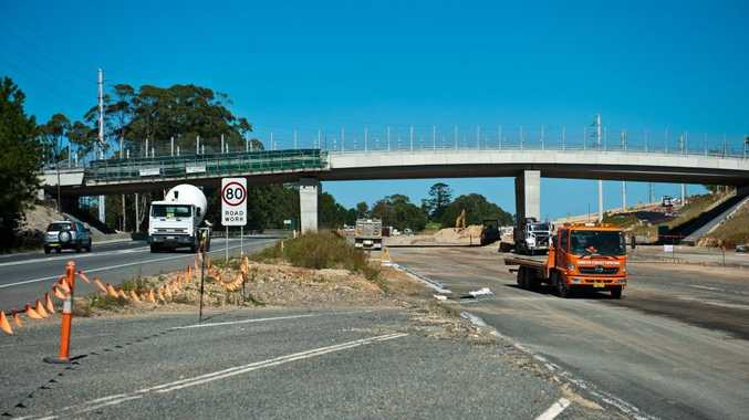 Infrastructure Minister Anthony Albanese and NSW Roads Minister Duncan Gay have called for detailed geotechnical design four soft soil sites for the Pacific hwy upgrade.
