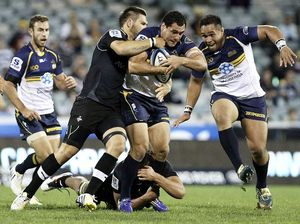 Faingaa takes place of injured Brumbies star George Smith