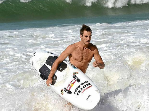 Matt Poole will skip the ironman – his pet event – at the Australian Surf Life Saving Championships because he is not at full fitness.
