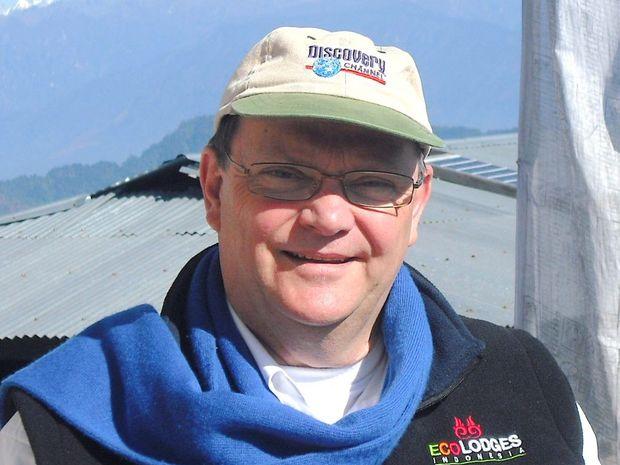 Steve Noakes, head of the Tourism and Hospitality program at CQUniversity.