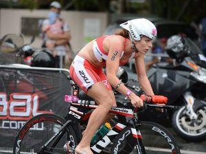 Another podium finish for tri athlete Caroline Steffen