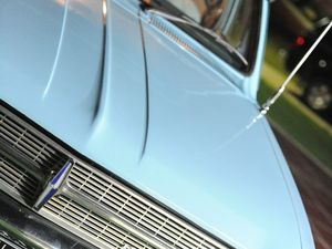 Me and My Ride: Kevin Kuhl's blue Holden Cambridge