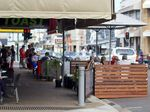 Penalty rate cut 'picking on young staff', says cafe owner