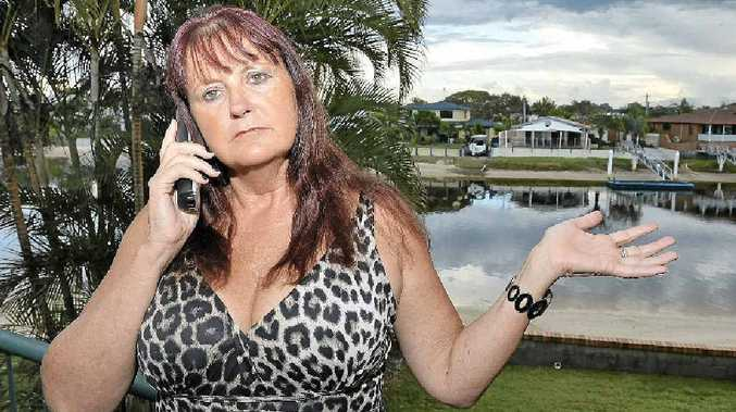 Donna Jarman is having trouble with Optus.