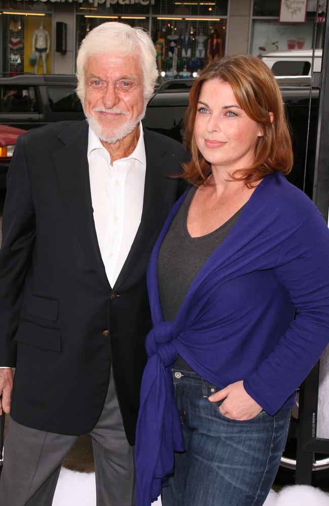 Dick Van Dyke and wife Arlene