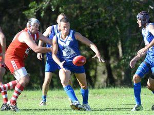Roos run rampant against tired Swans