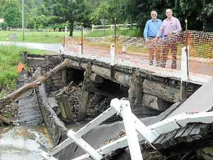 QRA and council funding a new bridge for Amamoor