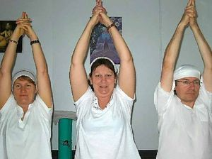 Kundalini Yoga Healing Centre squeezes everyone in