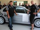 Menzies Rally CQ driver Wayne Menzies and co-driver Chris Baxter along with their support team have entered this year's Targa Tasmania in a Mitshubishi Evo9.