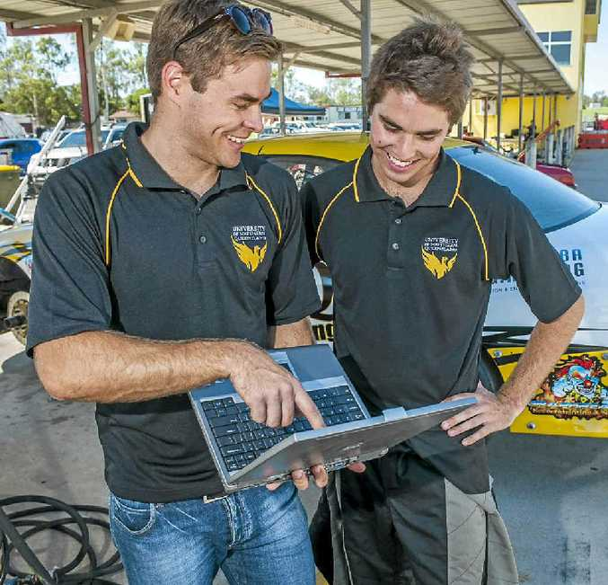 Nathan Assaillit can rely on his brother Damian, a former V8 Supercars driver, for guidance.