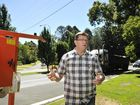 Member for Toowoomba North Trevor Watts talks to The Chronicle about Toowoomba Range roadworks.