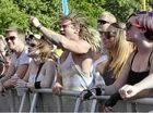Pineapple rocks as a new music festival comes to life