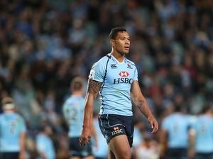 Folau hammers Kings in first 36 seconds of game