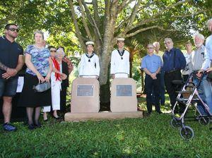 Lost Rockhampton sailors honoured 'at last'