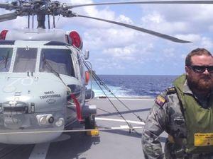 Able Seaman Geoffrey Hayes