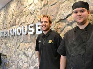 Restaurant adds sizzle to Grafton Shoppingworld