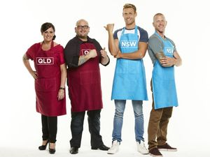 Dan and Steph the first team through to MKR grand final