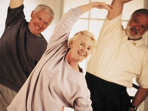 Physical activity is the key to avoiding falls