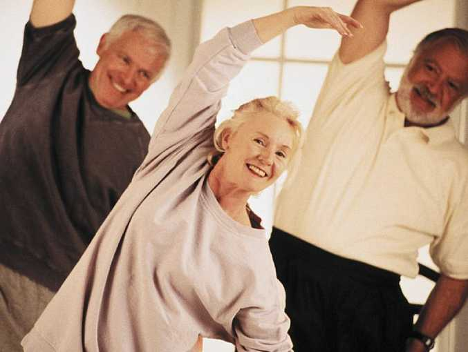 Exercise is the key to avoiding falls