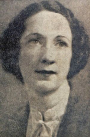 Marjorie Norval, who vanished 75 years ago.