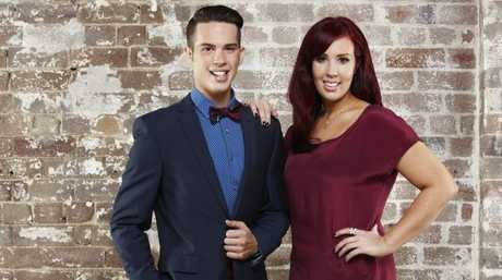 Jake and Elle Harrison are through to the grand final of MKR