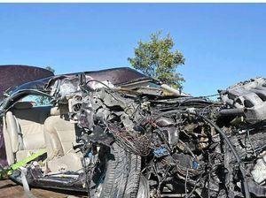 Ulmarra crash victim still not identified