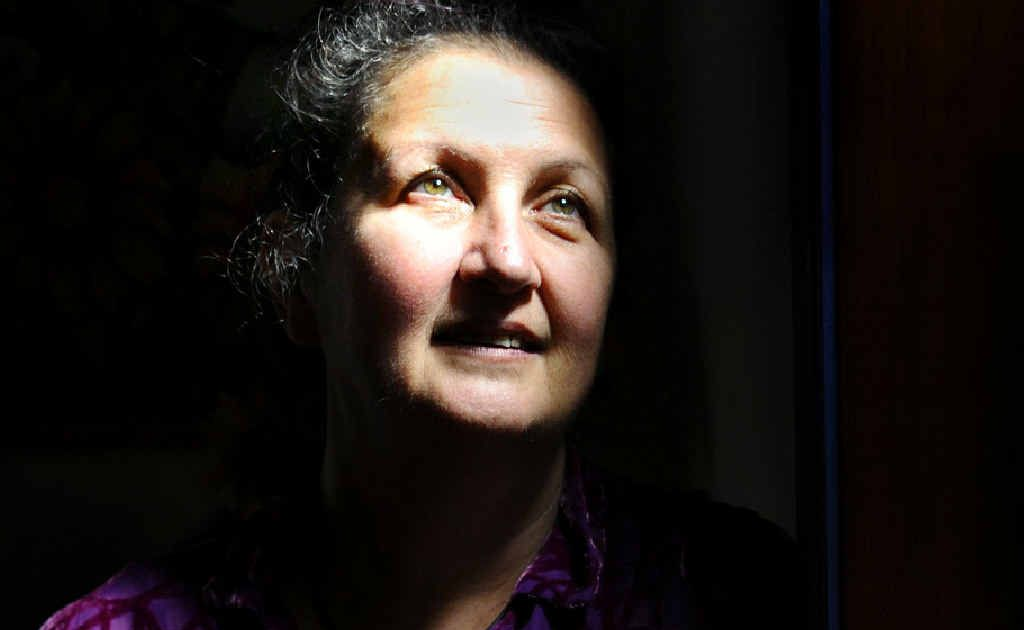 Violet Savona has found a new lease on life after managing her sleep apnoea.